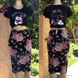 NEW Express Pencil Skirt LARGE